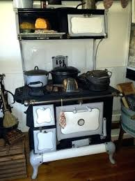old coal stove smitten with my jamaica
