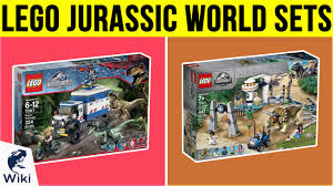 Top 10 Lego Jurassic World Sets Of 2019 Video Review