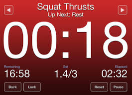 5 awesome fitness timers for iphone