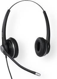 SNOM Headset A100D Duo (Cable) - digitec