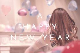 happy new year status advance