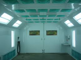 how to build a paint booth paint