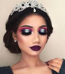 pictures of dramatic makeup looks