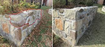 retaining wall repairs in keller tx