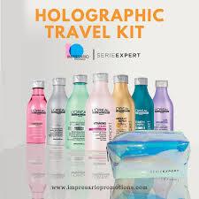 the stunning serie expert travel kit