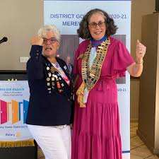 Adele Hughes - My Rotary District Governor Journey - Posts | Facebook