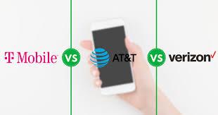 unlimited plans parison t mobile vs
