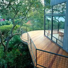 Simple But Saftey Hog Wire Deck Railing Oscarsplace Furniture Ideas