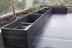 planter boxes perth troughs planter
