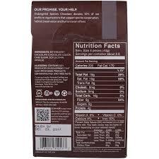 natural dark chocolate squares