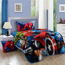 spiderman bedding set make a hero out