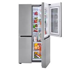 lg instaview refrigerators knock twice