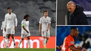 A Real mess: Miserable Madrid suffer Shakhtar shocker