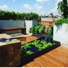rooftop vegetable garden ideas