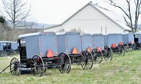Coronavirus threat closes Amish schools, but weddings, church go ...