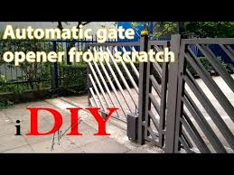 Diy Gate Remote Opener For Under 50 Youtube