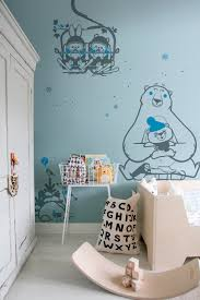 Arctic Animals Wall Decals For Kids Room In 2020 Kids Wall Decals Kids Wall Decor Bear Wall Decal