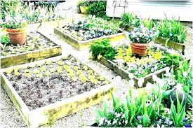 garden raised beds design