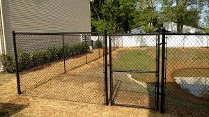 6 Ft Tall Black Vinyl Chain Link Coffee County Fencing Facebook