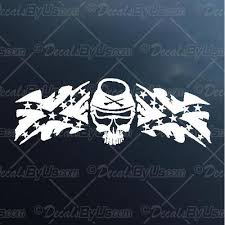 Great Deals On Confederate Flags Skull Truck Car Decals