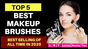 top 5 best makeup brushes on amazon