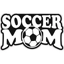 Amazon Com Soccer Mom Decal 5 In The United States Automotive