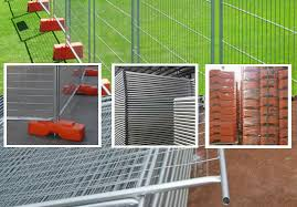 Portable Mobile Fencing Panel China Factory