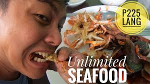 Unlimited Seafood Buffet