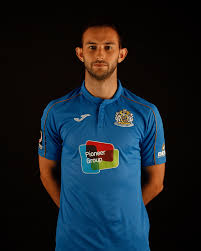 Adam Thomas - Stockport County