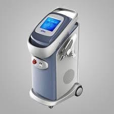 ipl laser hair removal machine view