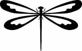Dragonfly Decal Window Symbolizes Change Bumper Sticker Bug Insect Car Decor Ebay