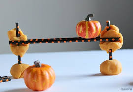 Pumpkin Stem Activity Inspired By Five Little Pumpkins The Educators Spin On It