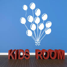 Balloons Decal Style And Apply