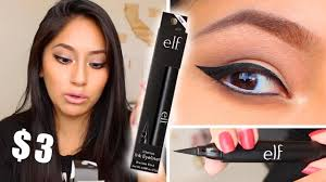 makeupalley elf liquid eyeliner
