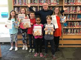 Author Visit with Aaron Reynolds — Lake Bluff Alliance for Excellence