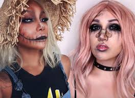 creepy and cool halloween makeup ideas