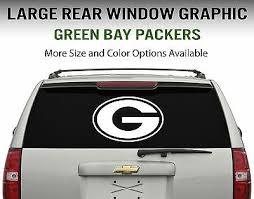 Seattle Seahawks Window Decal Graphic Sticker Car Truck Suv Choose Size Ebay
