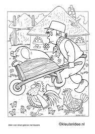 Boerderij Kleuteridee