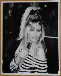 Mandy Smith : 5 press photos of singer/model. 2 with Rolling Stones Bill  Wyman | #1778876473