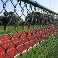 Pvc Coated Chain Link Fence At Rs 60 Kilogram Mandsaur Id 19186994362