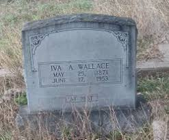 Iva Armenia Geyer Wallace (1871-1953) - Find A Grave Memorial
