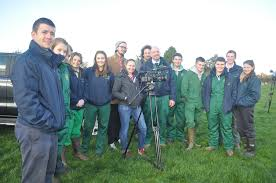 Stock judging teams with Sidney street's Kirsty Seager, Charlie Sqire, Adam  Walters - Reaseheath College