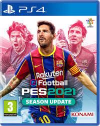 EFootball PES 2021 Season Update: annunciati dettagli e data di uscita