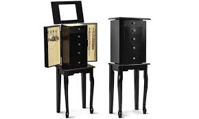 off on jewelry cabinet armoire stora