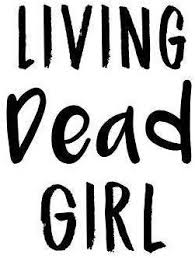 Amazon Com Living Dead Girl Rob Zombie Horror Vinyl Decal Bumper Computer Sticker Cling Scary Halloween Everything Else
