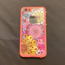 Accessories Lifeproof Iphone 6 Plus Case With Decal Poshmark