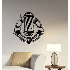 Barber Window Sign Vinyl Sticker Removhle Wall Decal Barbershop Hair Haircut Hairdressing Salon Decorations Art Decor Bsh7 Walmart Com Walmart Com