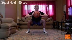 basketball leg workout for home 1
