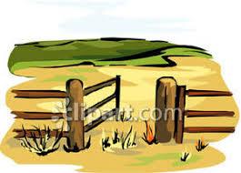 Free Clip Art Fence