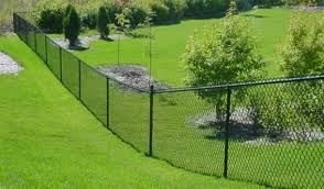 Chain Link Fence Installation In Elkhart Fencing Company In Elkhart In